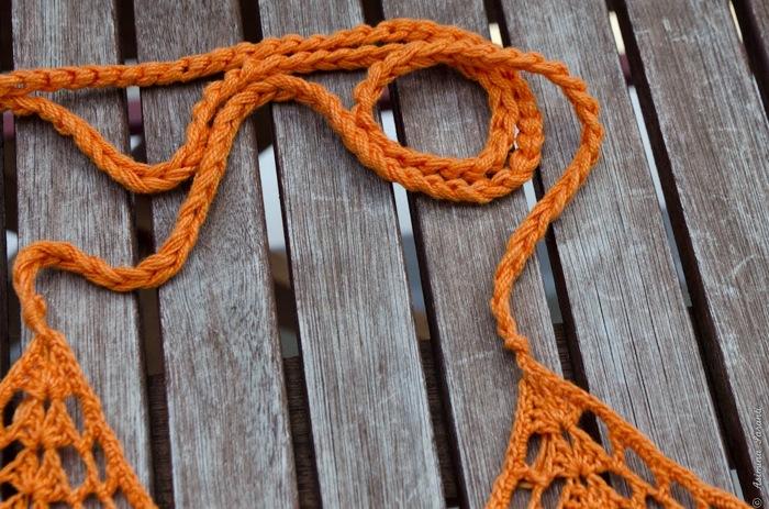 Crochet Lace Bra