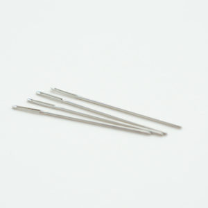 Metal Tapestry Needles - set of 2